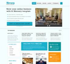 BJ Mercury - a free Joomla 2.5 Template especially for Business Websites - Author: byjoomla - native to Joomla 1.5, 1.6 and 1.7