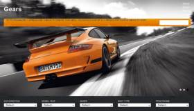 Gears - Free WordPress Theme by FabThemes