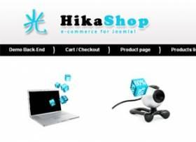 HikaShop - free multilingual Online Shop Extension for Joomla 2.5 by Hikari Software