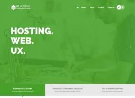 BT Hosting - Responsive hosting template for Joomla 3.x