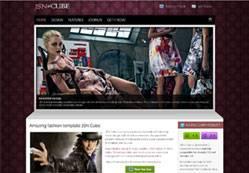 JSN Cube - a free Fashion Template for Joomla 2.5 by JoomlaShine - native to Joomla 1.5