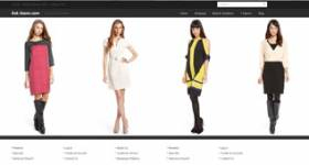 Shopping - Free Minimal Online Shop Template for Joomla 2.5 and Joomla 3.0 by ext-joom