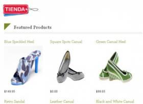 Tienda - free Online Shop Extension for Joomla 2.5 by Dioscouri