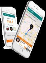 Uber App Clone Script - CubeTaxi
