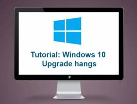 Solved: Speed up your Windows 10 upgrade - Windows installation hang - Windows 7 to Windows 10 upgrade
