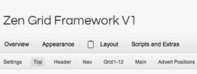 Zen Grid Framework - full-featured Template Framework for Joomla 2.5