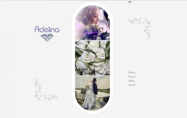 ADELINA - FREE J. 2.5 + 3.x template