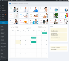 Hospital Management System for Wordpress