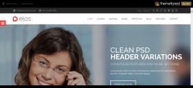 Elos - Responsive MultiPurpose Joomla Theme