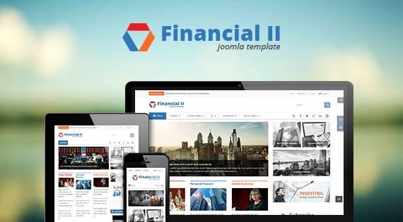 Joomla 3.7.1 Ready - Sj Financial II ver 2.0.2