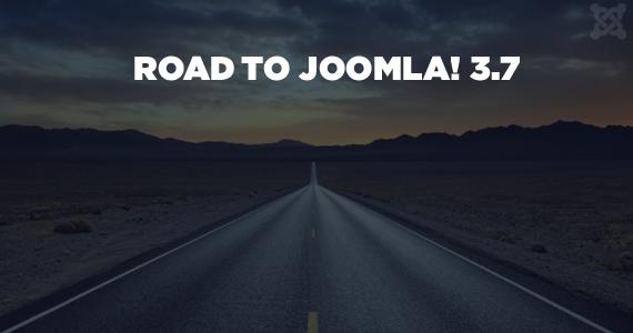 [Infographic] Joomla! 3.7 Timeline