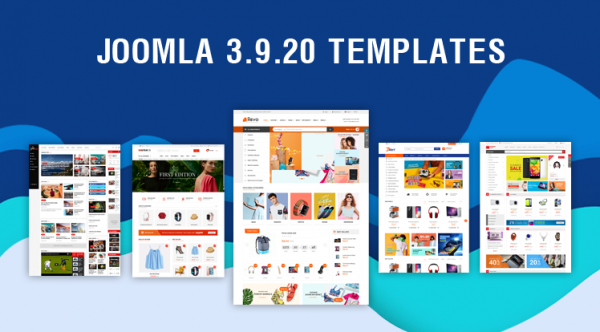 Joomla Templates Updated for Joomla 3.9.20