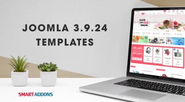 Joomla Templates Updated for Joomla 3.9.24