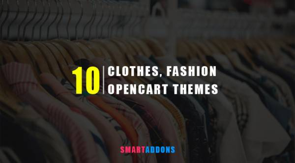 Best Clothes Fashion OpenCart Themes in 2021