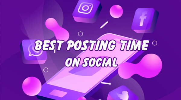 Best Time to Post on Popular Social Media 2019