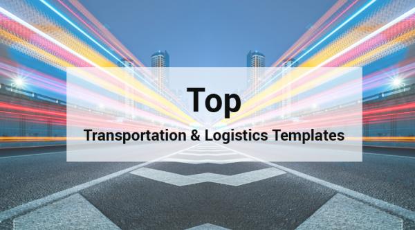 5 Top Transportation & Logistics Joomla Templates 2019