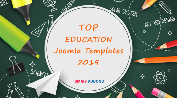 Best Education & University Joomla Templates in 2019