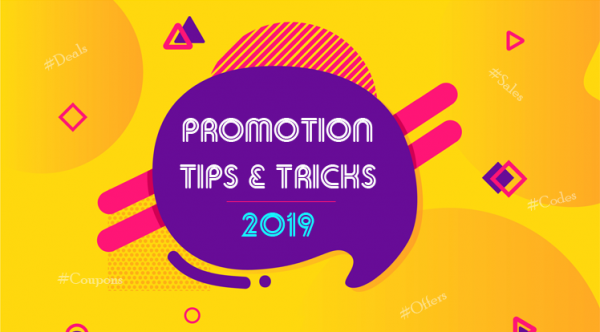 Reach More Sales with Best Promotion Tips & Tricks