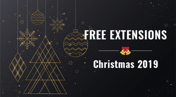 Top Free Joomla Extensions for Christmas 2019