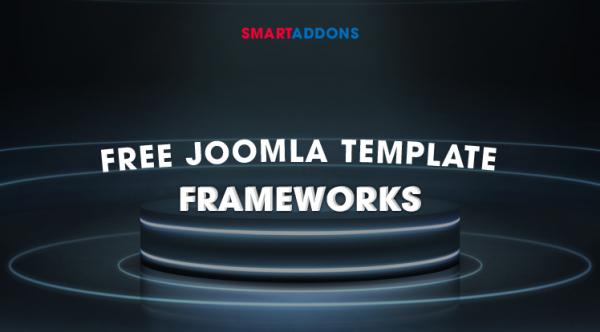 Best Free Joomla Template Frameworks