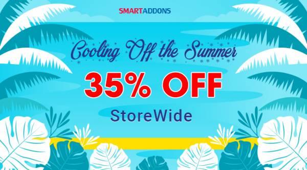 Summer Sale! Save 35% OFF Storewide