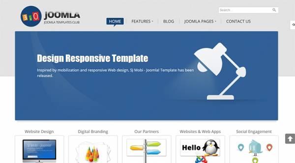 SJ Joomla3 - Free Responsive Joomla 3.x Template