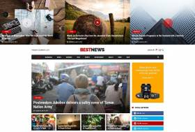 [PREVIEW] Sj BestNews - Premium Responsive News, Magazine Joomla Template