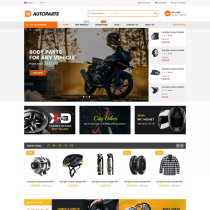 [PREVIEW] Sj Autoparts - Professional eCommerce Joomla Template