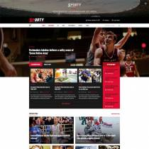 [PREVIEW] Sj Sporty - Flexible Sports News Joomla Template