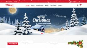 9Merry Free - Free WooCommerce WordPress Theme