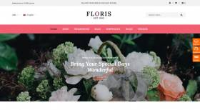 Floris Free - Free WooCommerce WordPress Theme