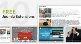 Top 10 Free Joomla Extensions, Modules in 2021