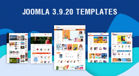 Joomla Templates Updated for Joomla 3.9.20