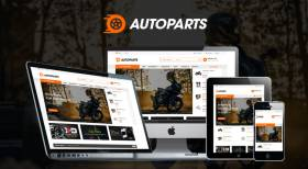 Sj Autoparts - Modern Auto Parts Joomla Responsive Template