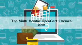 Top Multi Vendor | Multi Seller Marketplace OpenCart Themes 2019