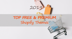Best Free & Premium Shopify Themes 2019