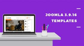 Joomla Templates Updated to Joomla 3.9.16