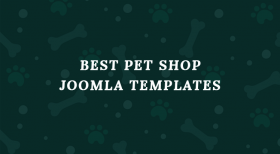Top Pet Care, Pet Shop Joomla Templates 2020