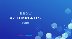 Free and Premium Joomla K2 Templates in 2020