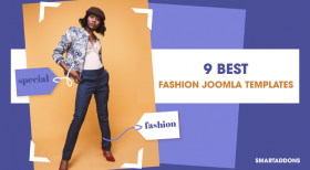 Best Free & Premium Fashion Joomla Templates in 2020