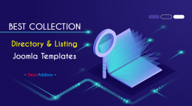 Best Free & Premium Listing, Directory Joomla Templates