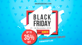 Black Friday Sale: Save 35% Off on Everything
