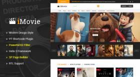 Sj iMovie - Responsive Multipurpose Joomla Template
