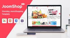 Sj JoomShop - eCommerce Joomla JoomShopping Template