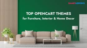 Best Furniture, Interior Design & Home Decor Stores OpenCart Themes