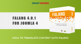 Falang 4.0.1 for Joomla 4 Available | How to Translate Content with Falang