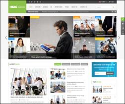 Sj iMag - Responsive Joomla 3.7.2 News magazine Template