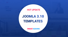 Joomla Templates Updated for Joomla 3.10