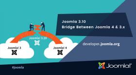 Joomla 3.10 - A Bridge Between Joomla 4 & Joomla 3.x