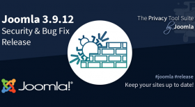 Joomla 3.9.12 Security & Bug Fixes Release